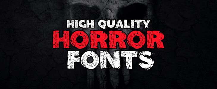 20+ Free High Quality Horror Fonts That Every Designer Will Like