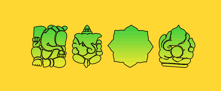 Ganpati Symbolys 04 font