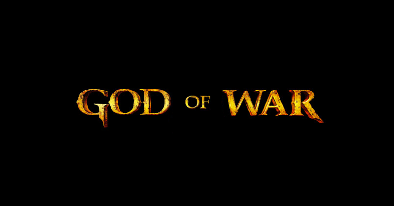 God Of War font graphic