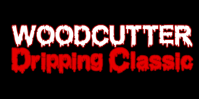 Woodcutter Dripping Classic font cover photo