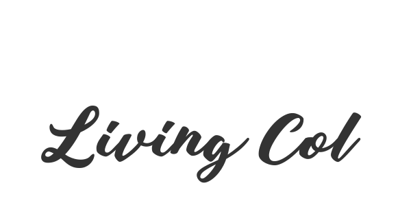 Living Colours font thumb