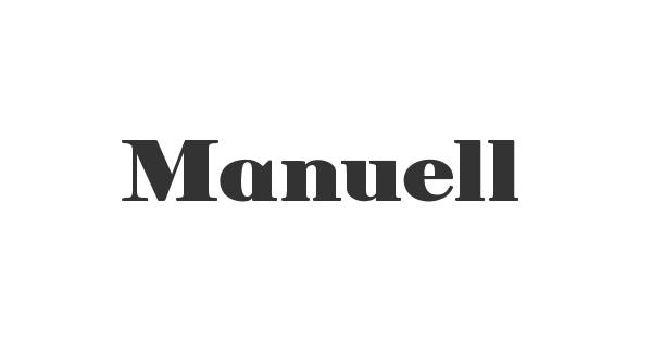 Manuell font thumb