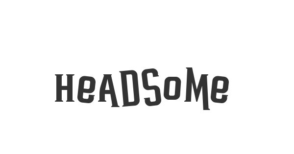 Headsome & Modif font thumb