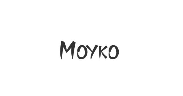 Moyko font thumb