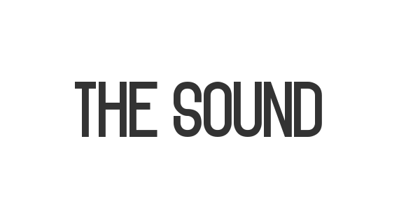 The Sound of Truth font thumb