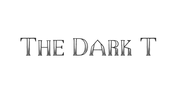 The Dark Titan font thumb