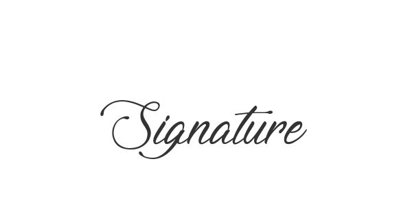 Signature of the Ancient font thumb