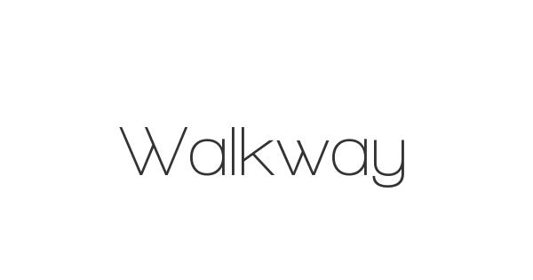 Walkway font thumb