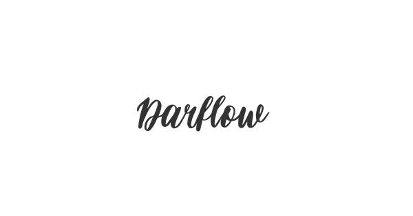Darflow font thumbnail
