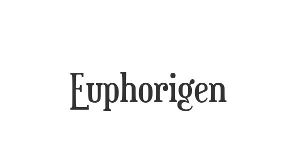 Euphorigenic font thumb