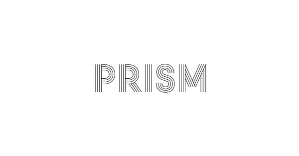 Prism font thumb