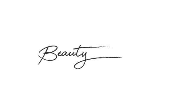 Beauty font thumb
