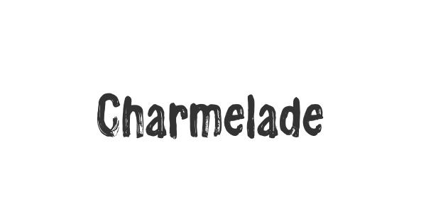Charmelade font thumb