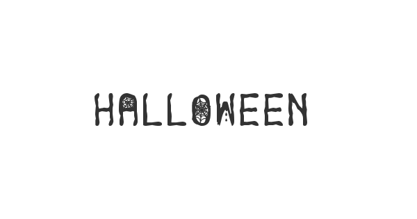 Halloween Party St font thumbnail