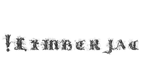 !Limberjack font thumb