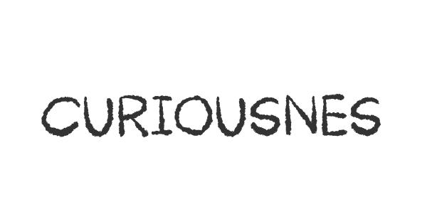 Curiousness font thumb