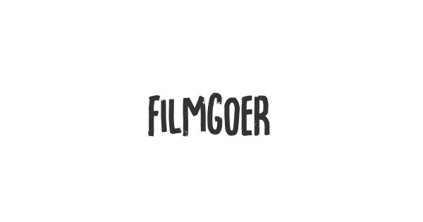 Filmgoer font thumb