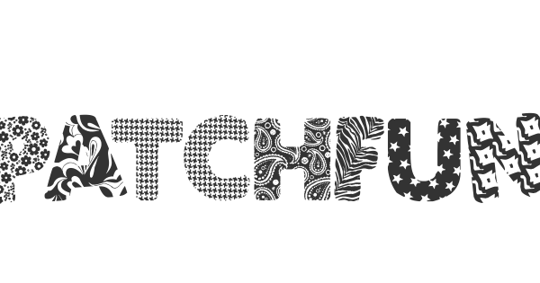 PatchFun font thumb