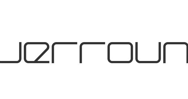 QuerRound font thumb