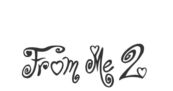 From Me 2 You font thumb