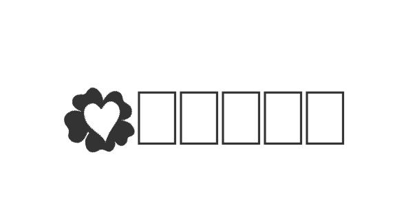 Heartz font thumb