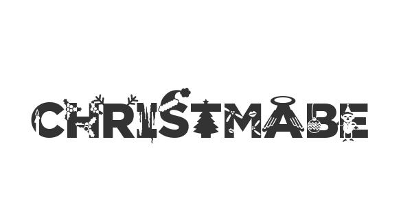 Christmabet font thumb