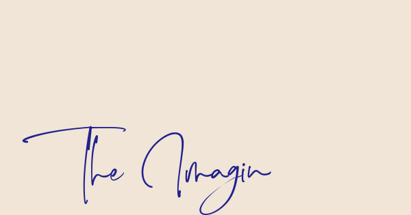 The Imaginations font thumb