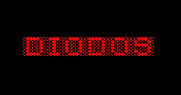 Diodos font thumb