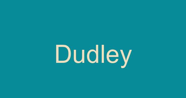 Dudley font thumb