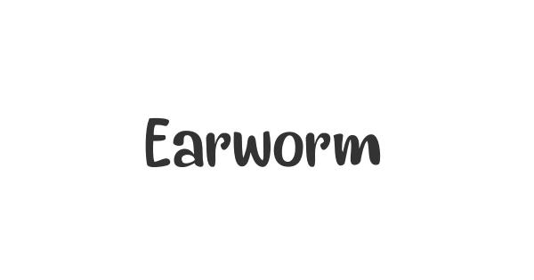Earworm font thumb