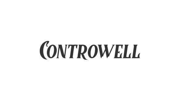 Controwell font thumb