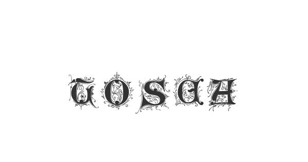 Tosca font thumb
