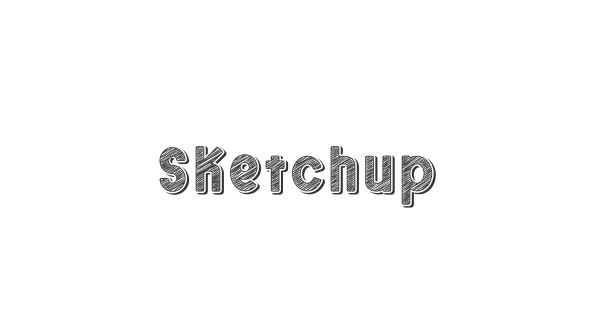 Sketchup font thumb