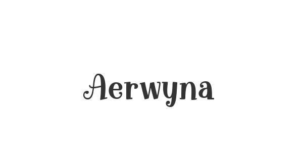 Aerwyna font thumb