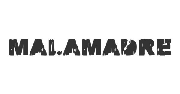 Malamadre font thumbnail