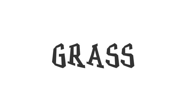 Grass font thumb