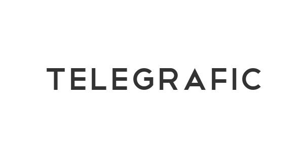 Telegrafico font thumb