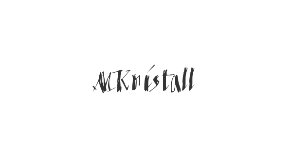 MKristall font thumb