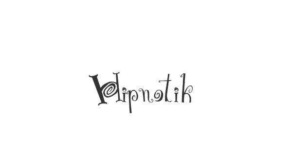 Hipnotik font thumbnail