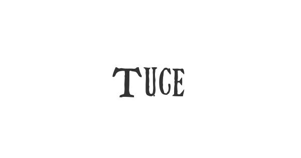 Tuce font thumb