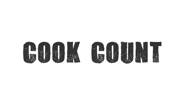 Cook County Jailhouse font thumbnail
