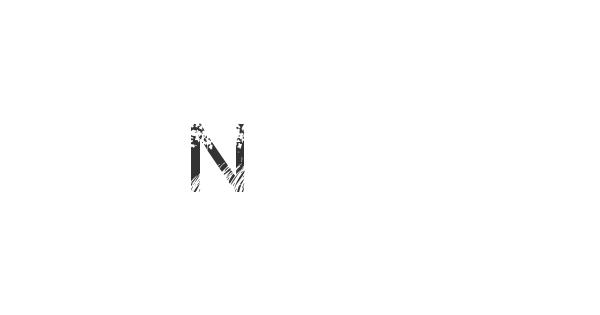 Nature font thumbnail