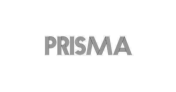 Prisma font thumbnail