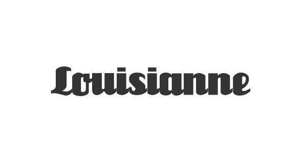 Louisianne font thumbnail