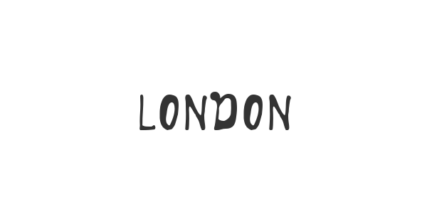 London font thumb