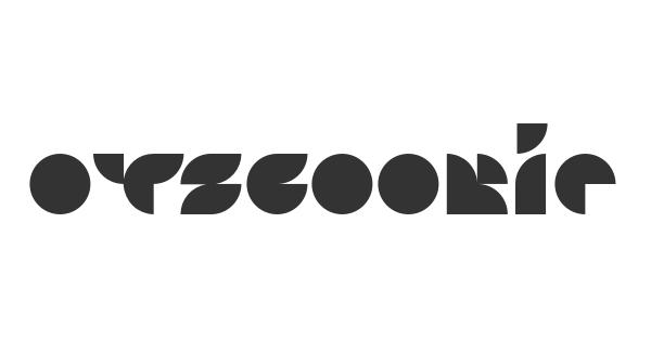 Otscookie font thumb