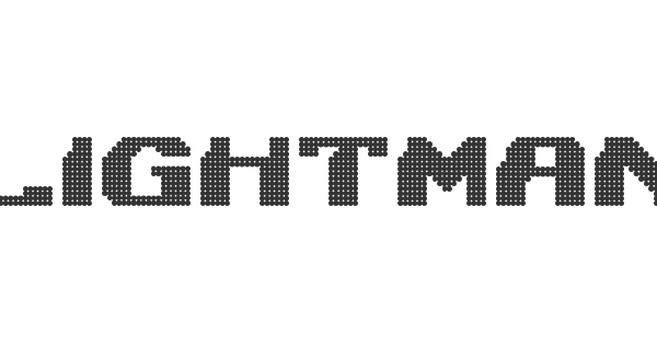 Lightman font thumb