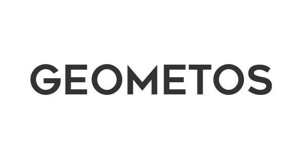Geometos font thumb