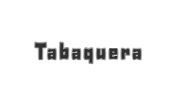 Tabaquera font thumb