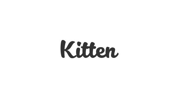 Kitten font thumb